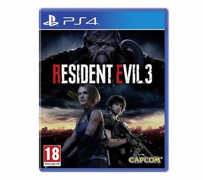 PLAYSTATION Resident Evil 3 - Currys