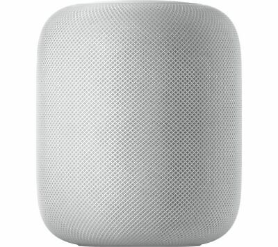 Apple MQHV2B/A HomePod Smart Voice-Activated Wireless Speaker - White A