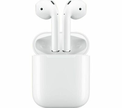 Used - APPLE AirPods with Charging Case  - White