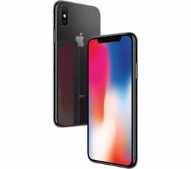 iPhone X 64gb Space Grey Unlocked Sealed with Apple Receipt