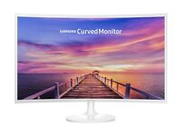 "SAMSUNG C32F391 Full HD 32"" Curved LED Monitor"