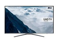 SAMSUNG 49 SMART FLAT SCREEN 4K ULTRA HD HDR LED 1500HZ FREESAT & FREEVIEW HD