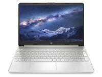 "HP 15s-eq1516sa 15.6"" Laptop - AMD Ryzen 3, 128 GB SSD in Black"