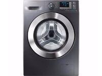 Nearly new Samsung Washing machine (ecobubble WF90F5E5U4X)