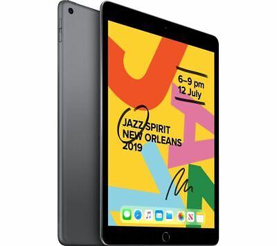 "APPLE 10.2"" iPad (2019) - 32 GB, Space Grey - Currys"