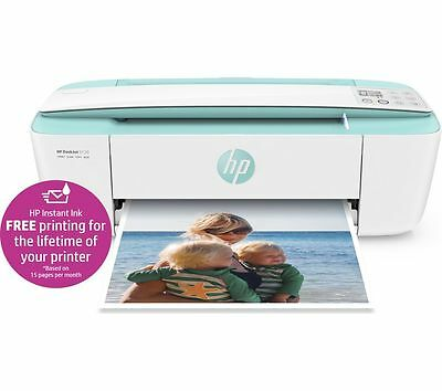 HP DeskJet 3730 All-in-One Wireless Inkjet Printer