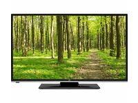 "JVC 50"" SMART Full HD 1080p LED LCD TV with Built in WiFi, Freeview HD & USB Record, Pause & Play"
