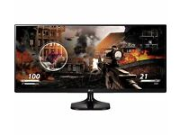 "LG 25UM58 Full HD 25"" IPS LED UltraWide® Monitor (2560 x 1080) (HDMI CABLE INCLUDED)"