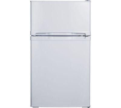 ESSENTIALS CUC50W18 70/30 Fridge Freezer - White