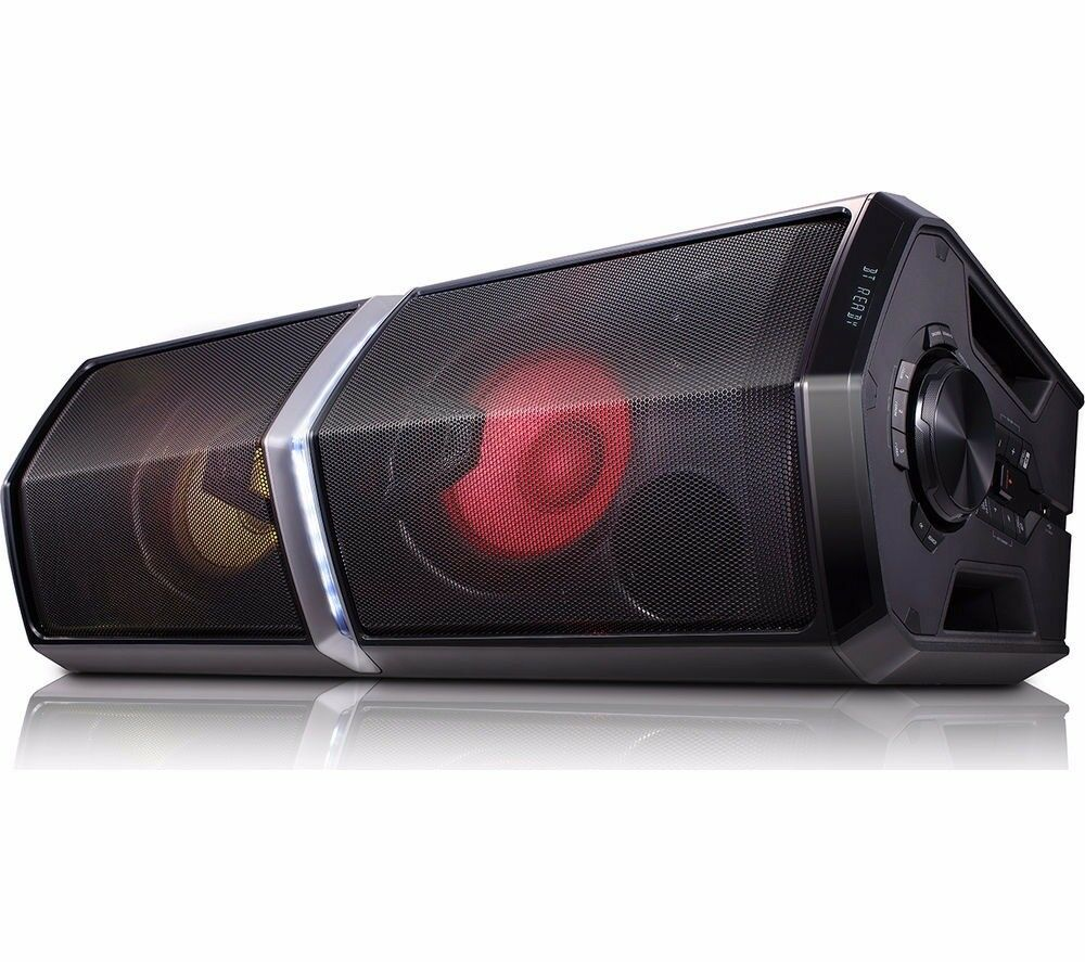 LG LOUDR FH6 Wireless Megasound Hi-Fi - Black