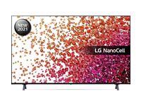LG 43NANO756PA 43″ Smart 4K Ultra HD HDR LED TV with Google Assistant & Amazon Alexa