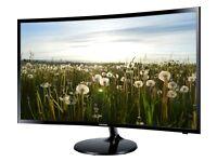 "SAMSUNG LV32F390SEXXXU 32""Inch Wi-Fi Smart Curved LED TV"