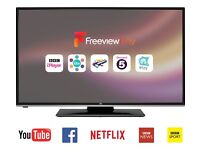 "New JVC LT49C760 Smart Full HD 49"" LED TV"