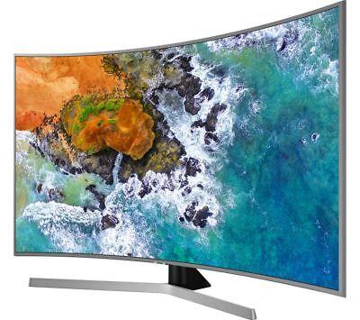 """SAMSUNG UE49NU7670 49"""" Smart 4K Ultra HD HDR Curved LED TV"""