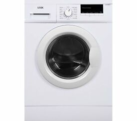 LOGIK L612WM16 Washing Machine - White BRAND NEW CLEARANCE STOCK