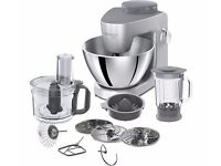 KENWOOD Multione Stand Mixer - Silver