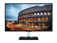 "SAMSUNG Smart 24"" LED TV AND MONITOR LT24D390SW/XU"