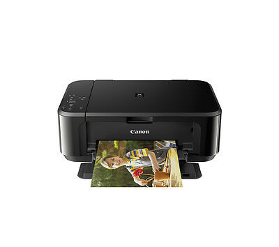 CANON PIXMA MG3650 All-in-One Wireless Inkjet Printer Apple AirPrint Black
