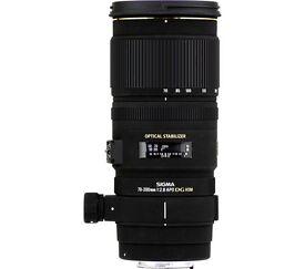 Sigma 70-200 f2.8 Canon Fit