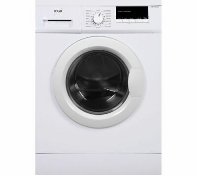 LOGIK L814WM16 Washing Machine - White - Currys