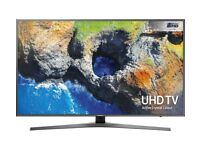40'' SAMSUNG SMART 4K ULTRA HDR LED TV.FREEVIEW HD BUILT CHANNELS. FREE DELIVERY/SETUP