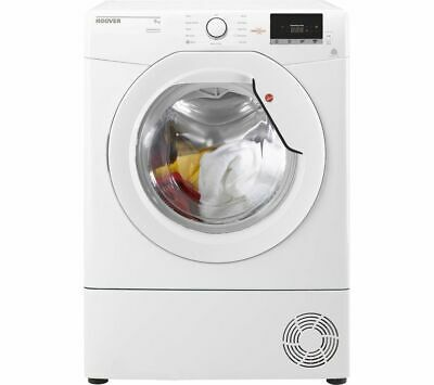 HOOVER Dynamic Next DX C9DG NFC 9 kg Condenser Tumble Dryer - White - Currys
