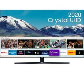 "NEW 2020 SAMSUNG 65"" Smart 4K Ultra HD HDR LED TV Bixby, Alexa & Google"