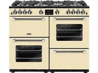 NEW RANGE GAS AND DUEL FUEL ELECTRIC COOKERS START FROM £600