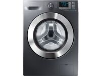 SAMSUNG ecobubble WF90F5E5U4X Washing Machine - Graphite EX DISPLAY CLEARANCE SALE STOCK