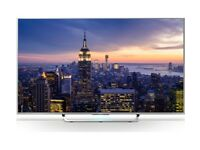 "Sony KD55X8507CSU 55"" 4K Ultra HD SMART LED TV. SILVER. Second hand, 6 month warranty"