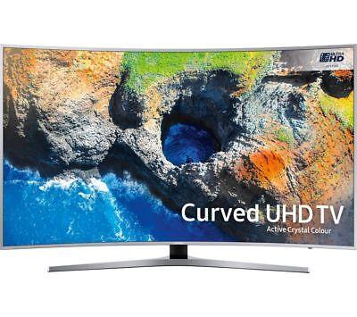 SAMSUNG UE65MU6500 Curved 4K Ultra HD HDR Smart LED TV Freeview HD 1