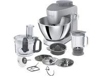 KENWOOD Multione KHH321SI Stand Mixer Dishwasher-safe parts 7 accessories / NEW