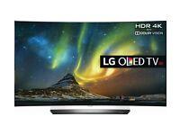 LG OLED55C6V Smart 3D 4k Ultra HD
