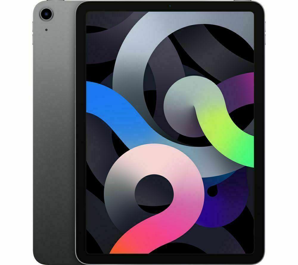 """NUEVO Apple iPad 2020 Air 4.ª generación. 64GB, Wi-Fi, 10,9"""" - Gris espacial"""