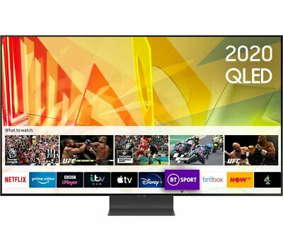 "SAMSUNG QE75Q95TATXXU 75"" Smart 4K Ultra HD HDR QLED TV with Bixby, Alexa Google"