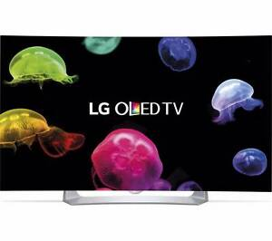 LG OLED TV 55EG910T 55inch Curved -Full HD 3D Meadowbank Ryde Area Preview