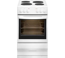 Currys essential cooker white