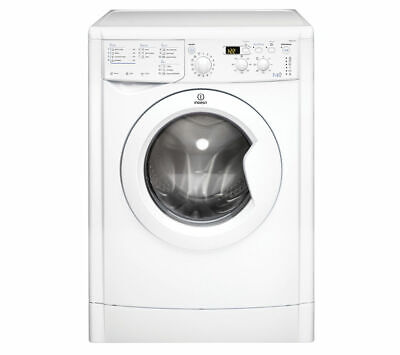 INDESIT Ecotime IWDD7143 Washer Dryer - White - Currys