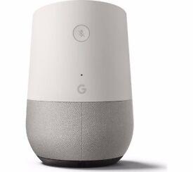 Google Home smart Speaker Chromecast like Amazon Echo NEW Nest