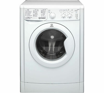 INDESIT IWC81482 ECO Washing Machine - White - Currys