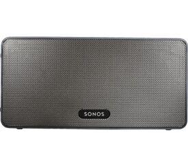 Sonos Play:3 Speaker (Black)