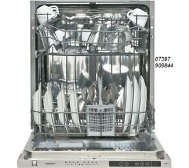 kenwood full size dishwasher ex display/new warranty included