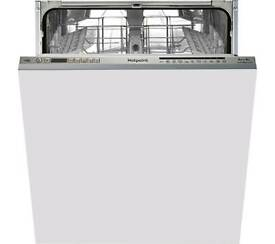 HOTPOINT Smart+ LTF 11M124 6C L UK Full-size Integrated Dishwasher