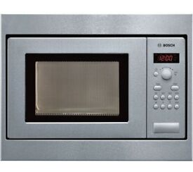 BOSCH HMT75M551B Built-in Solo Microwave - Stainless Steel RRP £350