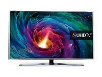 "SAMSUNG SUHD UE48JS9000 Smart 3D 4k Ultra HD 48"" Curved LED TV"