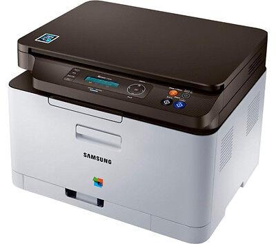 SAMSUNG Xpress C480W All-in-One Wireless Laser Printer Samsung Mobile Print