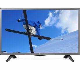 """New LG 28LF491U Smart 28"""" LED TV Was: £249.99"""