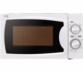 New ESSENTIALS C17MW14 Solo Microwave White Was: £49.99