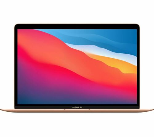 Apple+MacBook+Air+13in+%28256GB+SSD%2C+M1%2C+8GB%29+Laptop+-+Gold+-+MGND3B%2FA+%282020%29