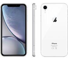 APPLE IPHONE XR 64 Go BLANC Désimlocké 4G ECRAN 6.1 Pouces 12MPx 64Go